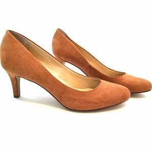 Brown Unisa High Heels